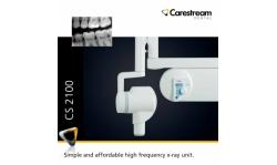 Carestream CS 2100 Intraoral X-Ray